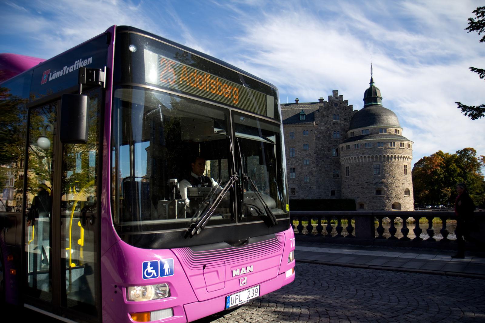 service slampa avsugning i Örebro