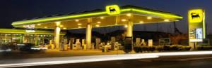 agip bensinstation